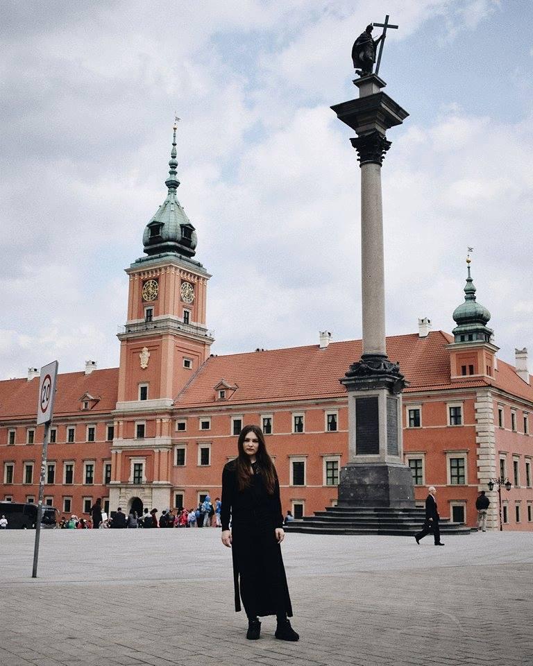 stare miasto warszawa, pierwszy raz w Warszawie