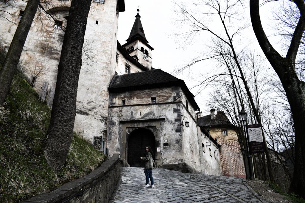 zamek orawski na słowacji