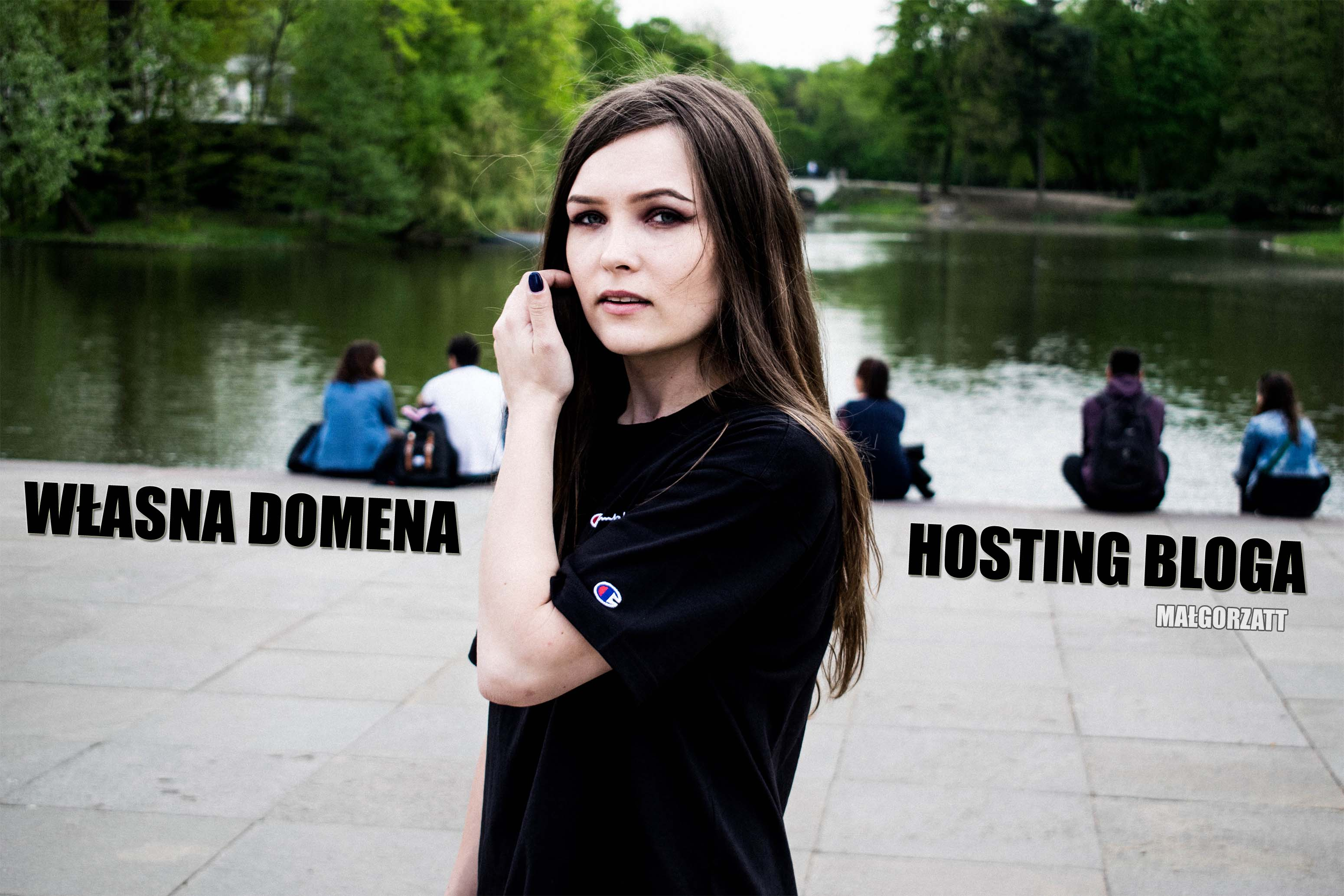 własna domena i hosting bloga