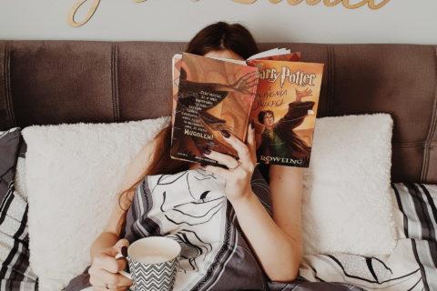 jak zacząć czytać książki